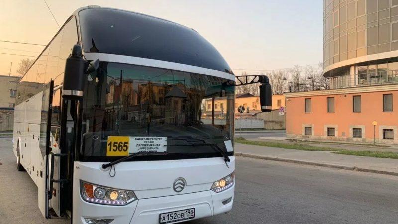 АО «Третий парк» запустило регулярный автобусный маршрут до Хельсинки